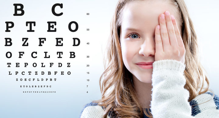 When Should You Get a Child's Eye Test Done?